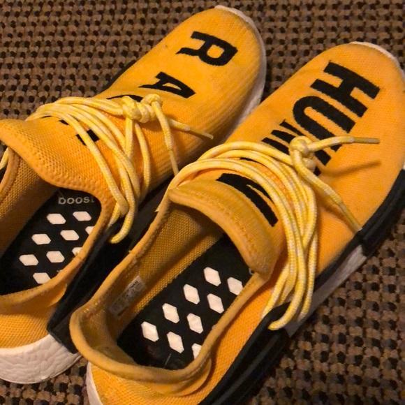 "13dd56782cda7 adidas Other - Pharrell Williams Adidas NMD ""Human Race"""